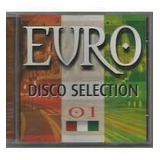 Cd Euro Disco Selection 01 Modern Talking  Joy  Boney M