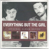 Cd Everything But The Girl   Original Album Series  novo la