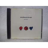 Cd Everything But The Girl  Acoustic  Importado  usa