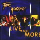 Cd Fair Warning Live And More 2 Cds   Italia