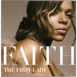 Cd Faith Evans   The First Lady   Novo