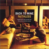 Cd Faithless Back To Mine   Usa