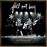 Cd Fall Out Boy   Live In Phoenix  music Pac  Original 2009