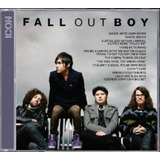 Cd Fall Out Boy   Série Icon