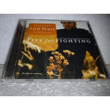 Cd Five For Fighting   The Battle For Everything 2004 Usa