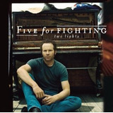 Cd Five For Fighting Two Lights   Usa