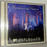 Cd Florence And The Machine   Mtv Unplugged
