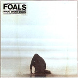 Cd Foals   What Went Down   Novo