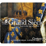 Cd French Music In The Age Of Louis Xiv   Harmonia Mundi