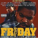 Cd Friday Soundtrack Holanda Ice Cube  Dr Dre  Cypress Hill