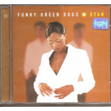 Cd Funky Green Dogs   Star: House Miami Dance Music Discotek