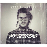 Cd Gabriel Guedes My Sessions  biblos