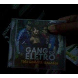 Cd Gang Do Eletro  todo Mundo Tá Tremendo  lacrado