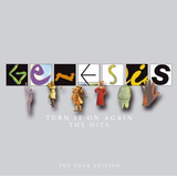 Cd Genesis   Turn It On Again  The Hits   Tour  Duplo Lacr