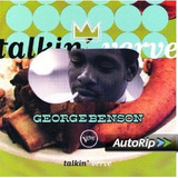 Cd George Benson Talkin  Verve   Usa