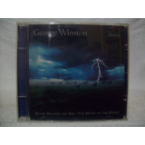 Cd George Winston  Night Divides The Day  The Music Of The