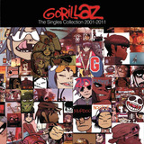 Cd Gorillaz   The Singles Collection 2001   2011  977978