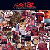 Cd Gorillaz   The Singles Collection 2001 2011