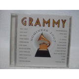Cd Grammy Nominees 2007- Pink, Keane, The Fray, John Mayer
