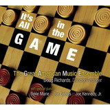 Cd Great American Music Ensemble It s All In The Game