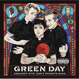 Cd Green Day  Greatest Hits God s Favorite Band