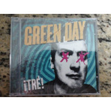 Cd Green Day  Tre   Lacrado Novo