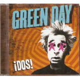 Cd Green Day   Dos   Novo