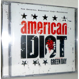 Cd Green Day   Original Broadway Cast Recording   Duplo