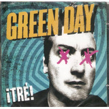 Cd Green Day   Tré   Novo