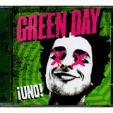 Cd Green Day   Uno