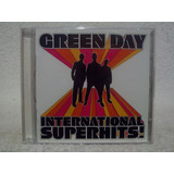 Cd Green Day  International Superhits