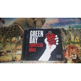 Cd Green Day Presents American Idiot Original