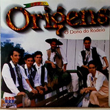 Cd Grupo Origens   O Dono Do Rodeio   Usa Discos   12 Musica