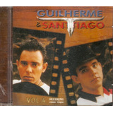 Cd Guilherme & Santiago   Vol  4   Novo