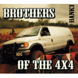 Cd Hank Williams Iii Brothers Of The 4x4 =import= Lacrado