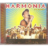 Cd Harmonia Do Samba  Nova Dança   Xanddy  1999   Original
