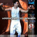 Cd Harmonia Do Samba   Ao Vivo Em Salvador