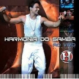 Cd Harmonia Do Samba Ao Vivo Em Salvador 2005  0094634363723