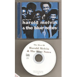 Cd Harold Melvin And The Blue Notes   The Best Of   Soul