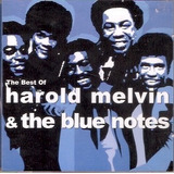 Cd Harold Melvin And The Blue Notes   The Best Of   Novo