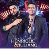 Cd Henrique & Juliano   Novas Histórias