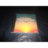Cd Hungria Classics   Classic Meditation   Vol 1