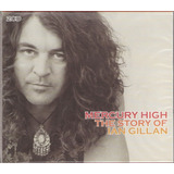 Cd Ian Gillan   The Story Of Mercury   Duplo Lacrado   Usa