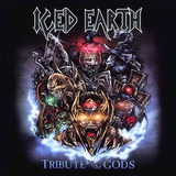 Cd Iced Earth   Tribute To The Gods   Novo      Lacrado