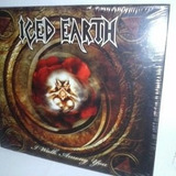 Cd Iced Earth  i Walk Among You  lacrado