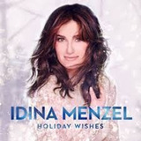 Cd Idina Menzel Holiday Wishes   Frozen   Glee