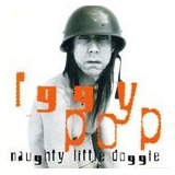 Cd Iggy Pop Naughty Little Doggie   Usa