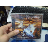 Cd Importado   Rhapsody   Power Of The Dragon Flame