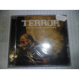Cd Importado   Terror   One With The Underdogs