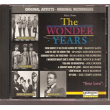 Cd Importado   The Wonder Years   First Love